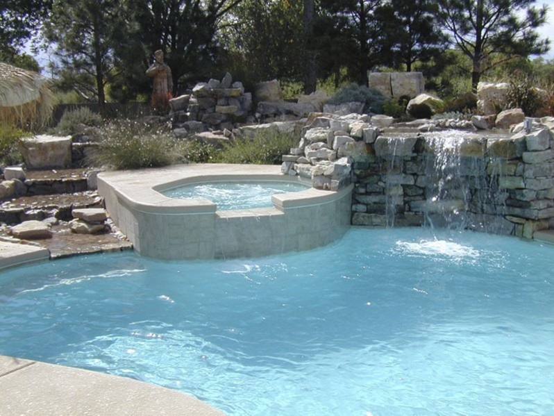In Ground Swimming Pools Amp Spas Albuquerque Nm New